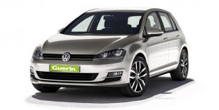 Volkswagen Golf (ou similar)