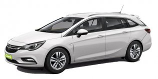 Opel Astra K Sports Tourer (ou similar)